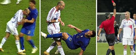 Tragedi Zidane